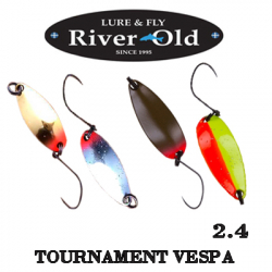 River Old Tournament Vespa 2.4гр.