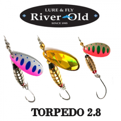 River Old Satellito Torpedo 2.8 g