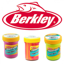 Berkley Biodegradable Trout Bait