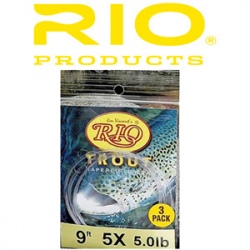 Rio Trout Knotless Leaders