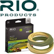 Rio Trout Lt Weight Forward Fly Lines