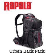 Rapala Urban Back Pack (RUBP)