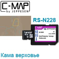 Карта C-MAP Lowrance RS-N228