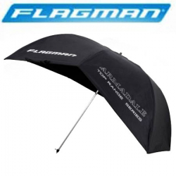 Flagman Fibreglass Flat Back Brolly