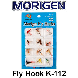 Morigen Fly Hook K-112