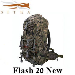 Sitka Flash 20 New Optifade Ground Forest