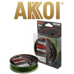 AKKOI Mask Arcane X4-150 (green)