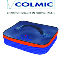 Colmic (PVC) Plastic Bait Box Holder