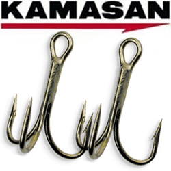 Kamasan K62 Pike Trebles