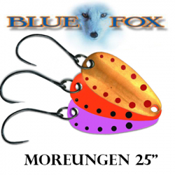 Blue Fox Moreungen BFMU25