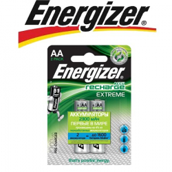 Energizer Extreme NH15/AA 2300 BP2 Pre-Ch 1.2V