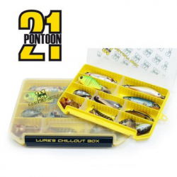 Pontoon 21 VS-3020ND-P21