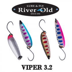 River Old Satellite Viper 3.2 g
