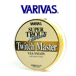 Varivas Super Trout Advance Twitch Master Nylon 100m