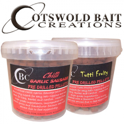 Cotswold Baits Pre Drilled Pellets 850mll