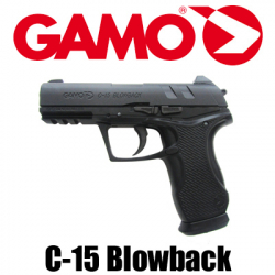 Gamo C-15 Blowback, кал.4,5 мм