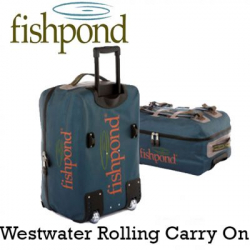 Fishpond Westwater Rolling Carry On (сумка на колесах)