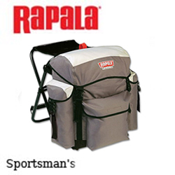 Rapala Sportsmans 30 Chair Pack