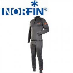 Norfin Winter Line Gray