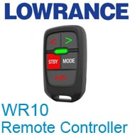 Lowrance WR10 Remote Controller