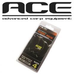ACE Chod Rigs - Short Barbed