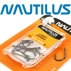 Nautilus Light Hooks BN