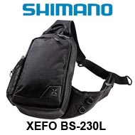 Shimano XEFO Sling Bag PRO BS-230L