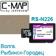 Карта C-MAP Lowrance RS-N226