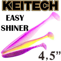 Keitech Easy Shiner 4.5""