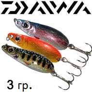 Daiwa Silver Creek Dual Face 3 g