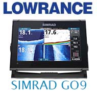 Simrad GO9 ROW, XSE Totalscan