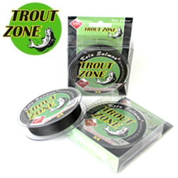 Trout Zone Edition/Hybrid 4x PE 200m Grey