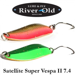 River Old Satellite Super Vespa II 7.4гр.