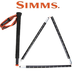 Simms G3 Wading Staff, Carbon