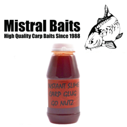Mistral Baits Go Nuts 250ml