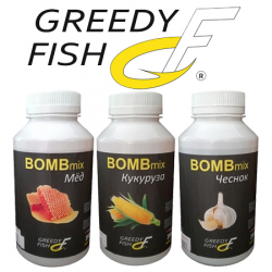 Greedy Fish BOMBmix 250ML