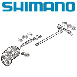 Shimano Oscillation Set