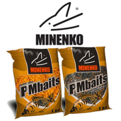Minenko PMbaits Groundbaits 1кг.