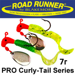 Road Runner PRO Curly-Tail Series 7г.