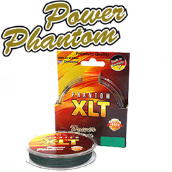 Power Phantom 4x XLT Green 120м