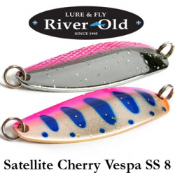 River Old Satellite Cherry Vespa SS 8гр.