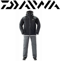 Daiwa Rainmax Extra Hi-Loft Winter Suit DW-3209 Black