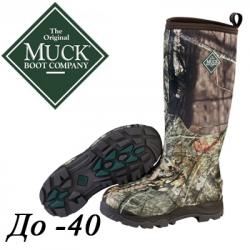 Muck Boot WDP-MOCT Woody Plus