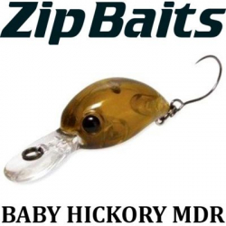 ZipBaits Baby Hickory MDR