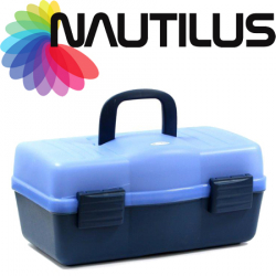 Nautilus 136 Tackle Box 4-tray
