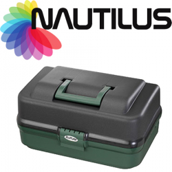 Nautilus 145 Tackle Box 3-tray