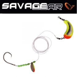 Savage Gear Nordic Big Game Bait Fish Rig 500g