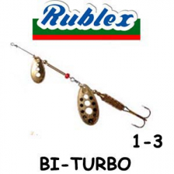 Rublex Bi-Turbo 1-3