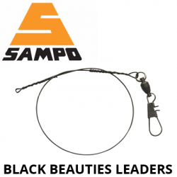 Sampo Black Beauties Leaders 2/Blister