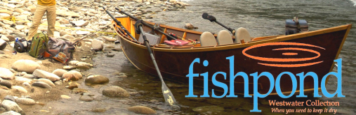 Fishpond Blue River Chest/Lumbar Pack (сумка)